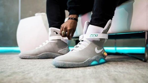 Nike Air Mags - Back the Future (200.000USD)