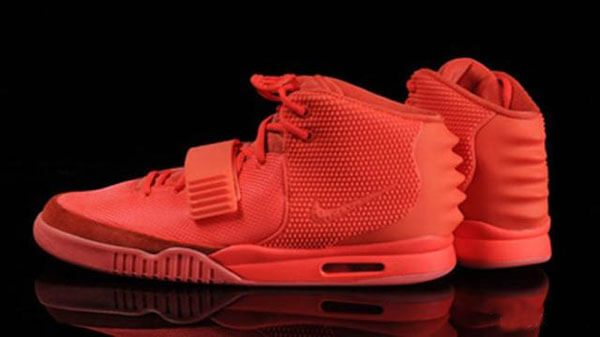 Air Yeezy 2 Red October - (17.000.000 USD)
