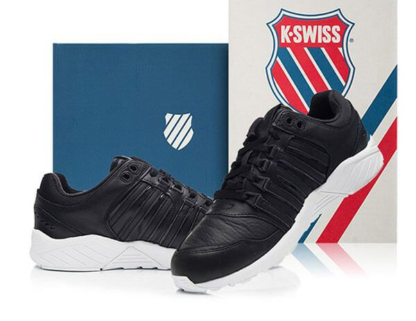 Thương hiệu giày K-Swiss của nước nào?