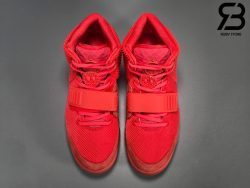 giày nike air yeezy 2 red october siêu cấp