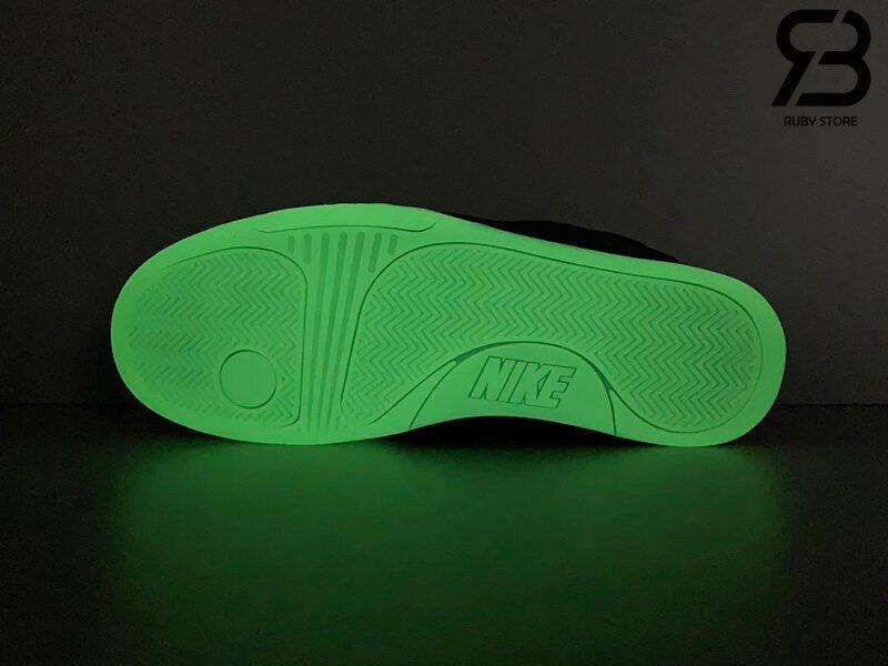 giày nike air yeezy 2 solar red siêu cấp