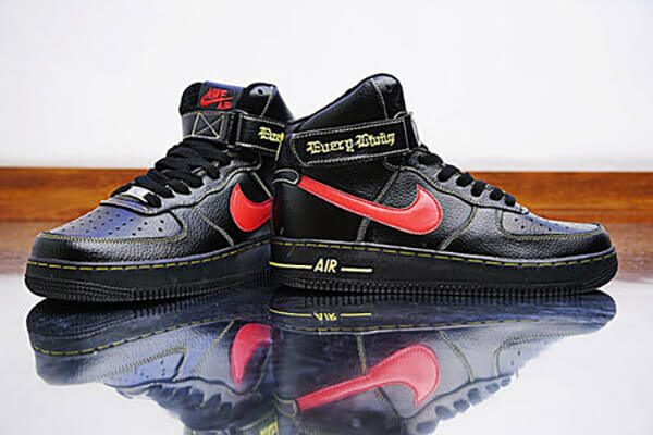 VLONE x Nike Air Force 1 High - $ 8000