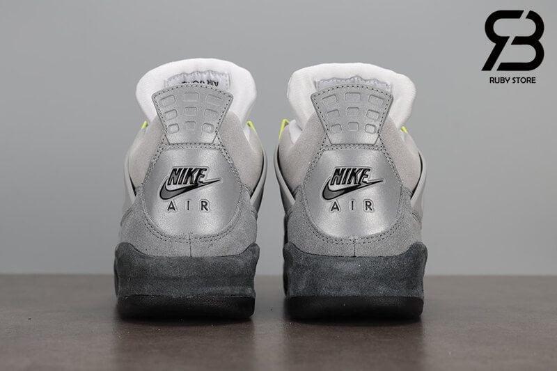 Giày Nike Air Jordan 4 Retro SE Neon Siêu Cấp