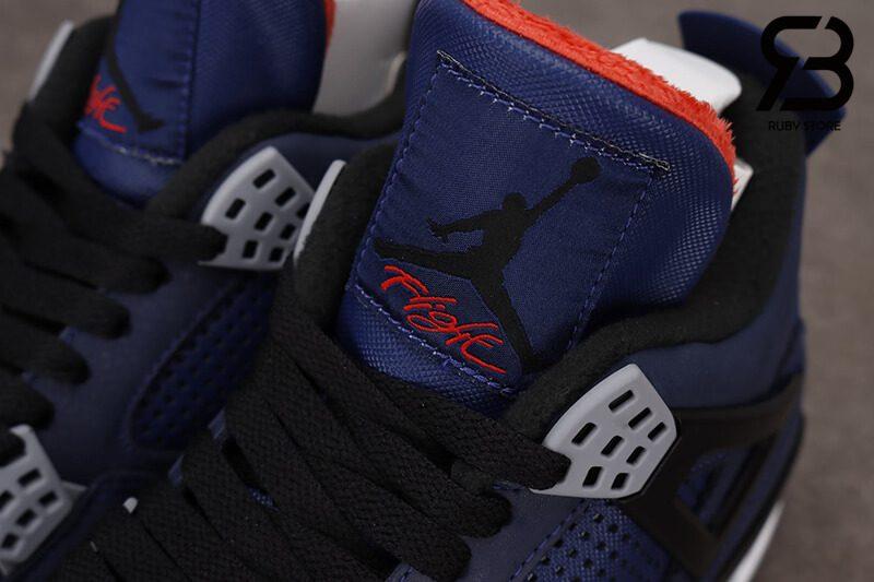 Giày Nike Air Jordan 4 Retro Winterized Loyal Blue Siêu Cấp