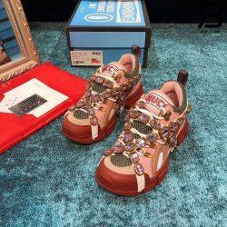 Giày Gucci Multicolor Flashtrek Sneakers siêu cấp
