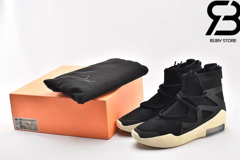 Giày Nike Air Fear Of God 1 Black Siêu Cấp