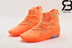 Giày Nike Air Fear Of God 1 Orange Pulse Siêu Cấp