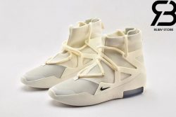 Giày Nike Air Fear Of God 1 Sail Black Siêu Cấp