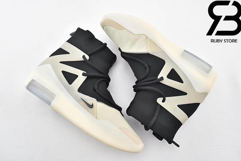 Giày Nike Air Fear of God 1 String The Question siêu cấp