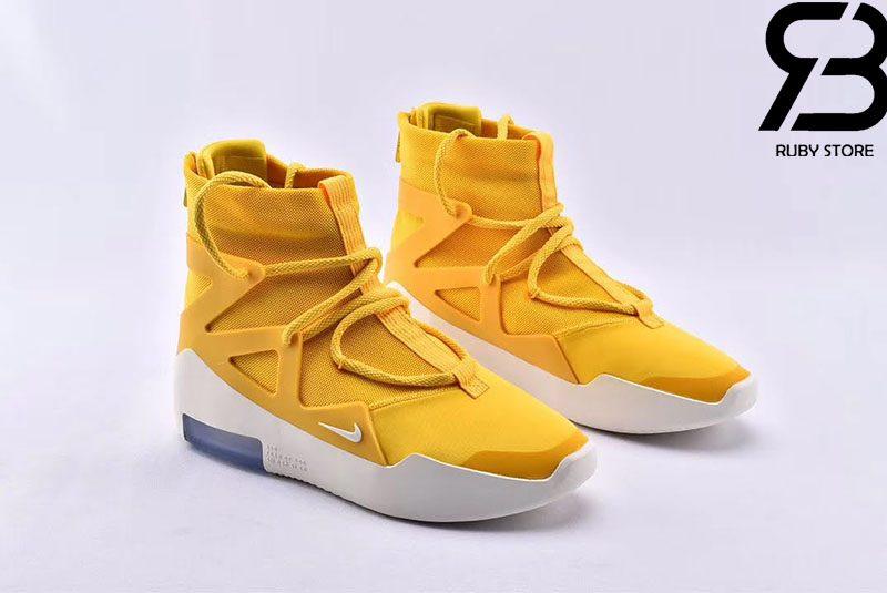 Giày Nike Air Fear Of God 1 Yellow Siêu Cấp