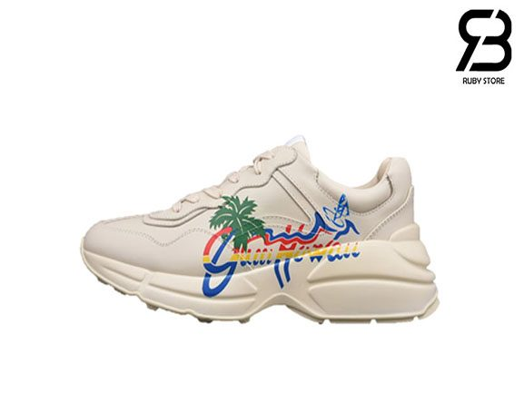 Giày Gucci Rhyton Hawaii sneakers Best Quality