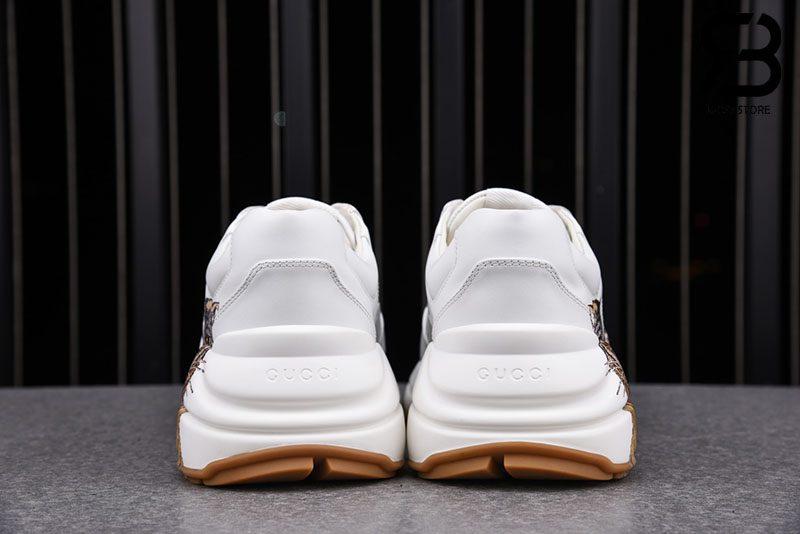 Giày Gucci Rhyton Triple Tiger Print Sneakers Best Quality