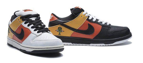 Nike SB Dunk Rayguns