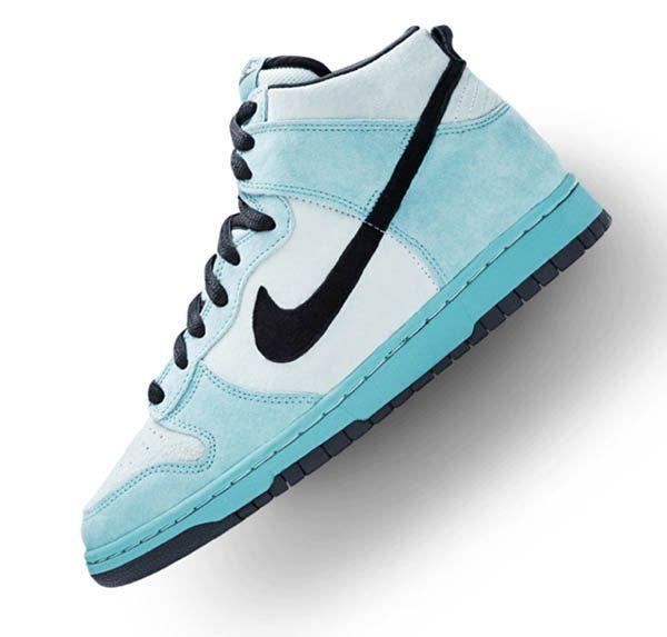 Nike SB Dunk High Pro Sea Crystal