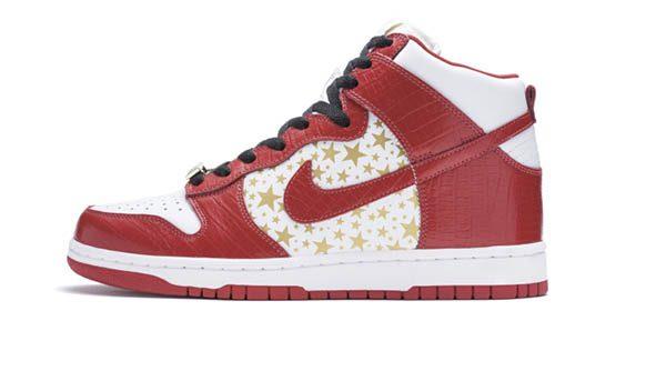 Supreme x Nike SB Dunk High