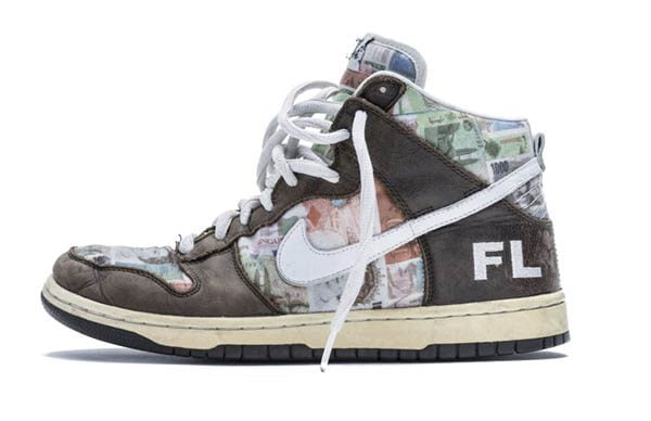 Nike SB Dunk High FLOM
