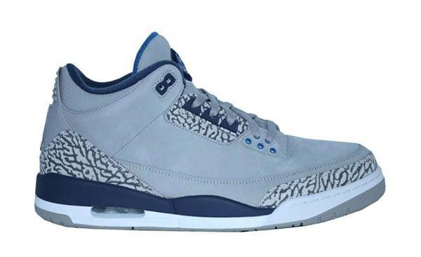 Jordan 3 Retro Georgetown (PE)