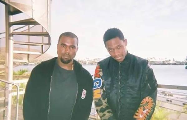 Kanye West và Travis Scott