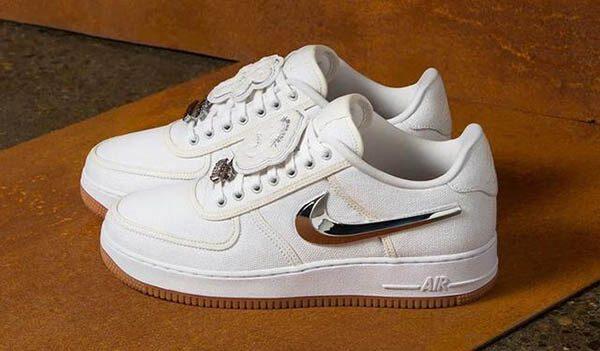 Giày Travis Scott x Nike Air Force 1 Low