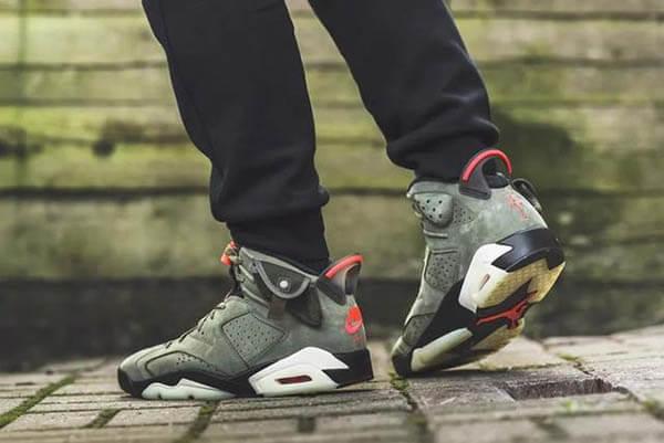 Travis Scott x Air Jordan 6