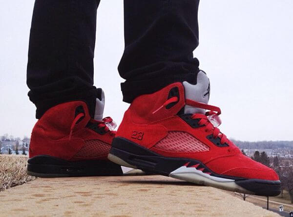 "Air Jordan 5 Retro ""Toro Bravo"""