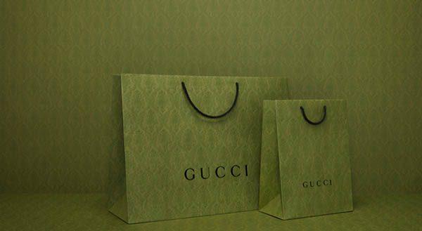 Bao bì màu xanh lá mới nhất củ Gucci