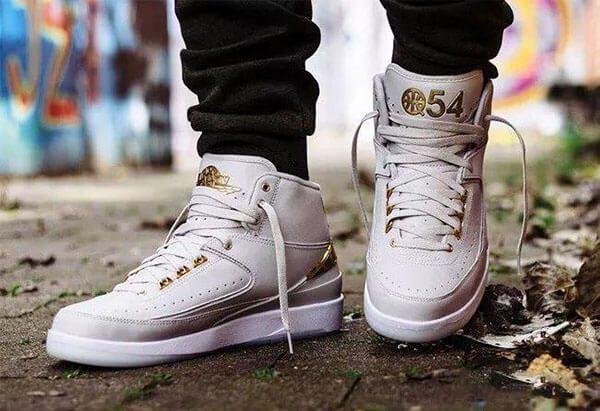 """Air Jordan 4""""Quai 54"""""""