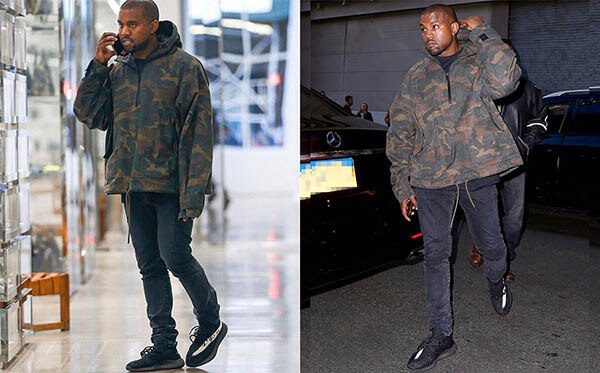 Kanye West ông chủ thương hiệu Yeezy