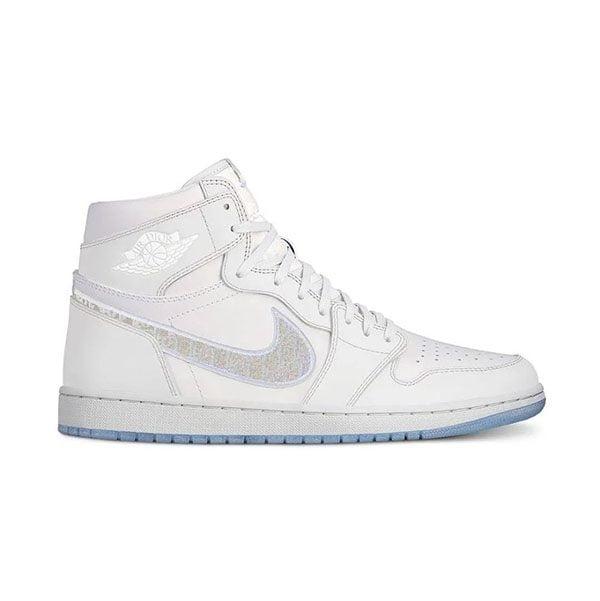 Air Jordan 1 x Dior High Triple White