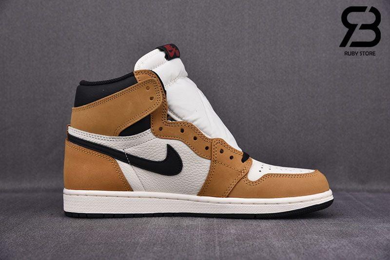 Giày Nike Air Jordan 1 Retro High Rookie of the Year Siêu Cấp