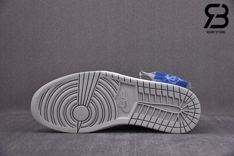 Giày Nike Air Jordan 1 Retro High OG Hyper Royal Siêu Cấp