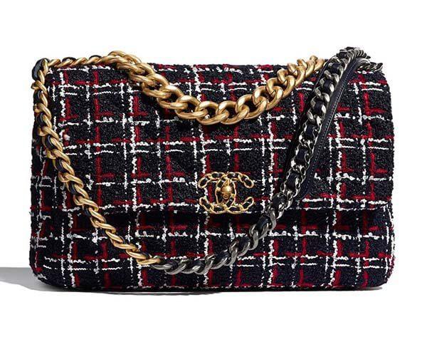 Chanel 19 Large Flap Bag