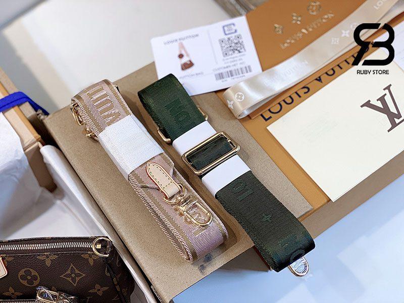 Túi LV 3 Món Multi Pochette Accessoires Best Quality 99% Auth