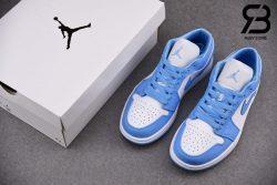 Giày Air Jordan 1 Low UNC Siêu Cấp