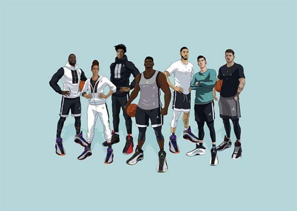 Ai sẽ là người phát ngôn cho Air Jordan 36