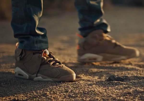 Phối đồ với giày Jordan 6 Travis Scott British Khaki