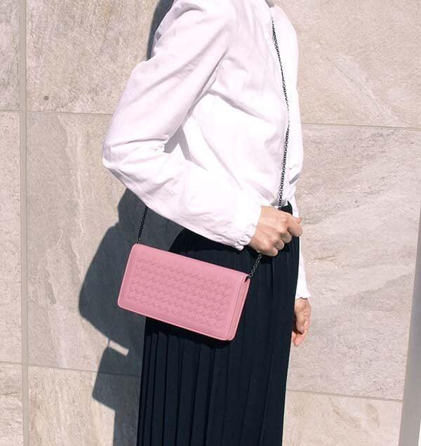 Bottega Veneta: Ví da nữ tốt nhất