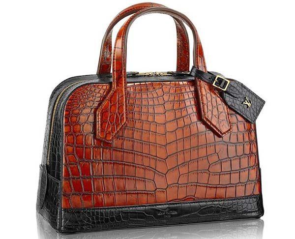 Crocodile Lady Bag PM - chiếc túi LV đắt thứ 4