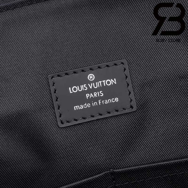 Cặp LV Briefcase Explorer Monogram Eclipse Best Quality