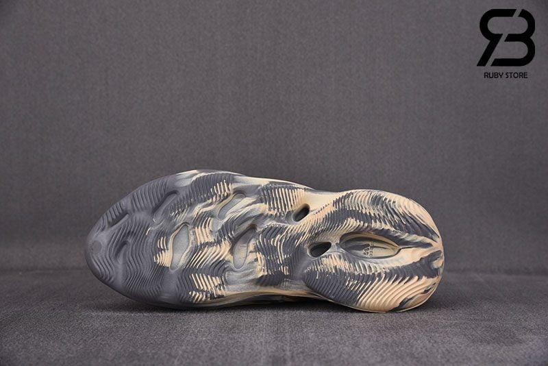 Giày Yeezy Foam RNNR MXT Moon Gray Xám Siêu Cấp