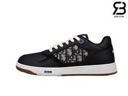 Giày Dior B27 Low-Top Black Siêu Cấp