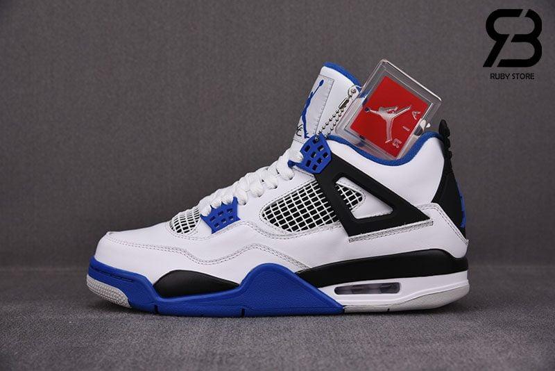 Giày Nike Air Jordan 4 Retro Motorsports Siêu Cấp