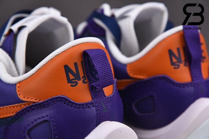 Giày Nike Sacai Vaporwaffle Dark Iris Siêu Cấp