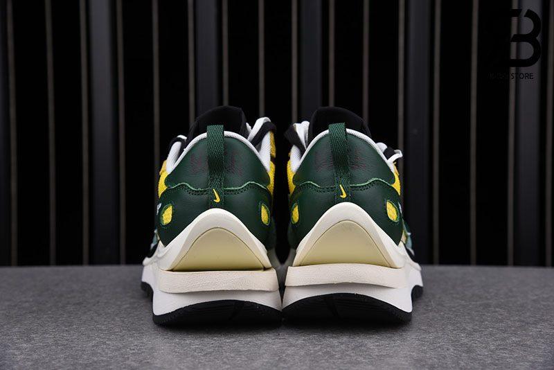 Giày Nike Sacai Vaporwaffle Tour Yellow Stadium Green Siêu Cấp
