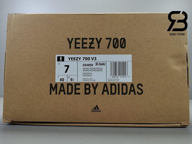 Giày Yeezy 700 V3 Arzareth Siêu Cấp