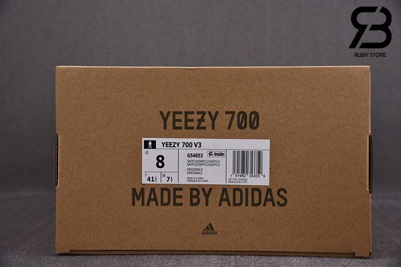 Giày Yeezy Boost 700 V3 Safflower Siêu Cấp