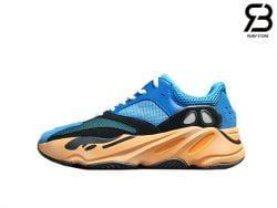 Giày Yeezy Boost 700 Bright Blue Siêu Cấp