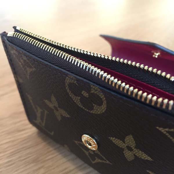 phân biệt túi Louis Vuitton auth và fake qua họa tiết Monogram