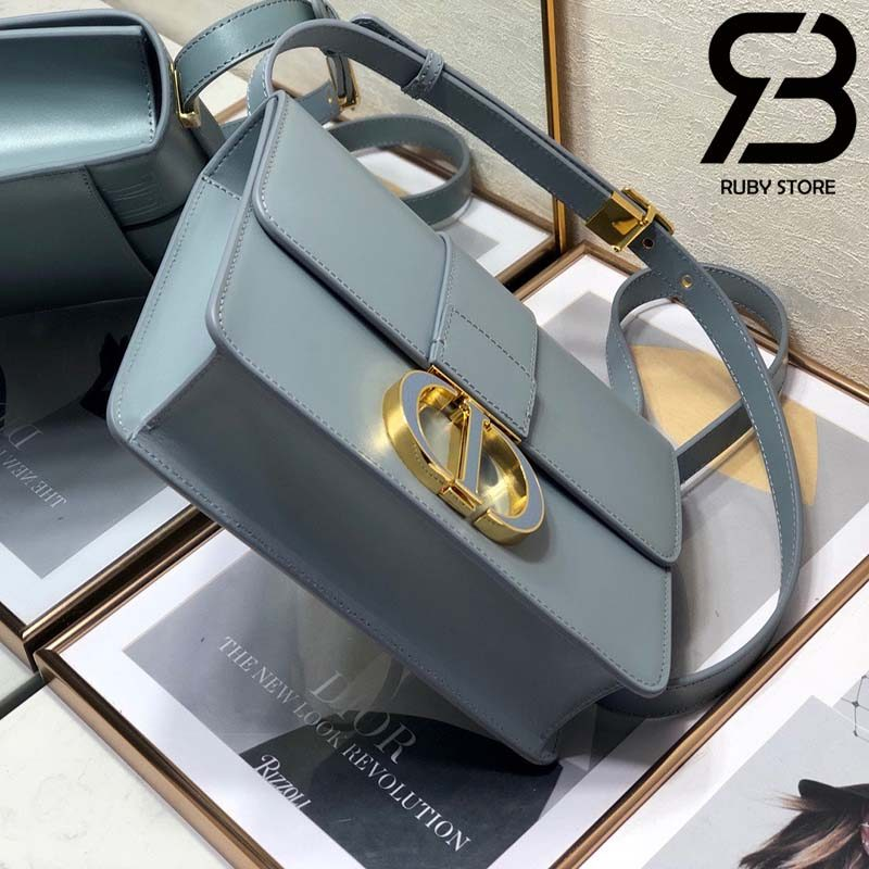 Túi Dior 30 Montaigne Bag Màu Xanh 24cm Best Quality