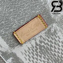 Túi Du Lịch LV Keepall Bandouliere 50 Monogram Grey Best Quality 99% Auth